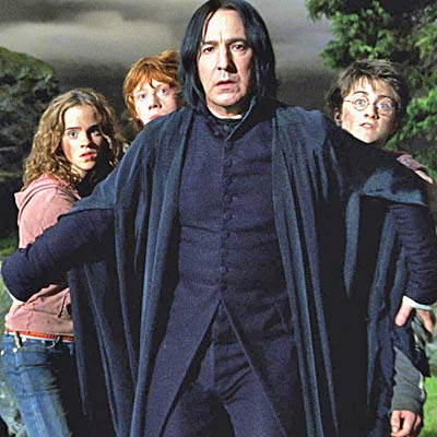 The Shadow Hero – Severus Snape   Elena Linville's Tower of Winds