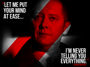 Reddington Quote
